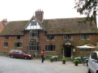 Castle Inn, Chiddingstone