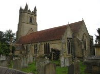 St Mary's Church, Chiddingstone