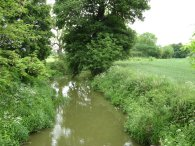 River Eden, nr Chiddingstone