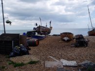 Boats, Deal beach