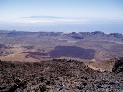 View to Gran Canaria