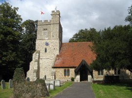 St. Nicholas Church Tillingham