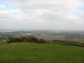 View over Aylesbury