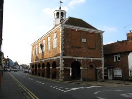 Amersham Market Hall
