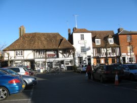Lenham Village Square