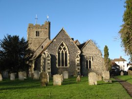 St Mary's Church, Lenham