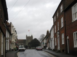Church Street, Wye