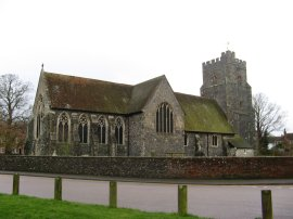 St Mary's Church, Chartham