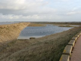 Coastal Lagoon, nr Birchington