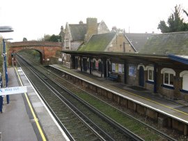 Birchington on Sea station