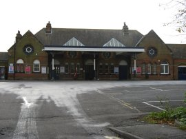 Herne Bay Station