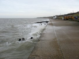 East Cliff Promenade, Herne Bay