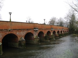 Town Bridge, Leatherhead
