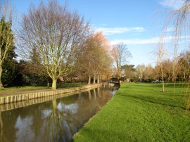 River Stour, Canterbury
