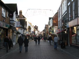 Canterbury High Street