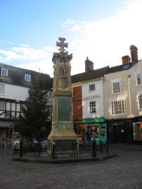 War Memorial, Canterbury