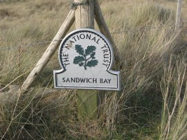 Sandwich Bay Nature Reserve