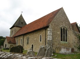 St Dunstans Church, West Peckham