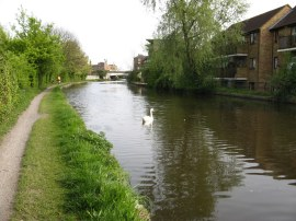 Grand Union Canal, West Drayton