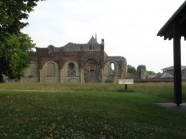 St Augustine's Abbey
