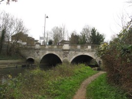 Hanwell Bridge