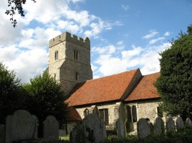 St Peters Church, Paglesham