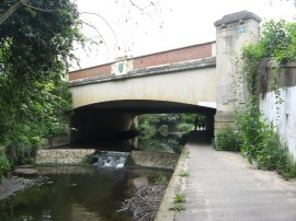 A1 Great North Way Bridge