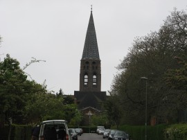 St Jude's Church, Hampstead Garden Suburb