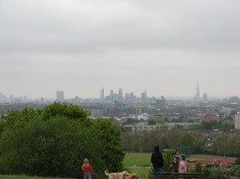 View from Parliament Hill