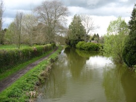 Kennet and Avon Canal, Hungerford
