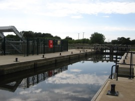 Eldridge's Lock