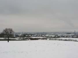 View from Barn Hill